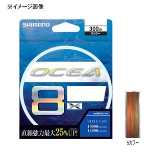 シマノ(SHIMANO) LD-A71S オシア8 300m 64759 オールラウンドPEライン