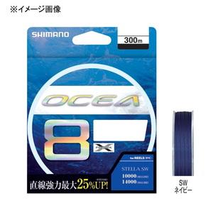 シマノ(SHIMANO) LD-A71S オシア8 300m 64765 オールラウンドPEライン