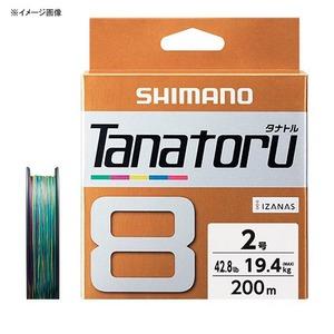 シマノ(SHIMANO) PL-F68R TANATORU(タナトル) 8 200m 0.6号 64780