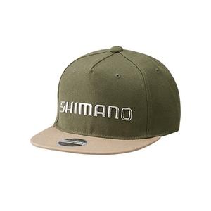 シマノ(SHIMANO) CA-091S フラットブリムキャップ 63211