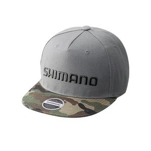 シマノ(SHIMANO) CA-091S フラットブリムキャップ 63212