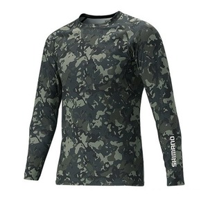 シマノ(SHIMANO) IN-061Q サンプロテクション ロングスリーブシャツ 63497 フィッシングシャツ