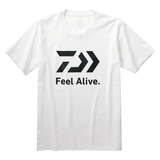 ダイワ(Daiwa) DE-83009 ショートスリーブ FEEL Alive Tシャツ 08331172 フィッシングシャツ