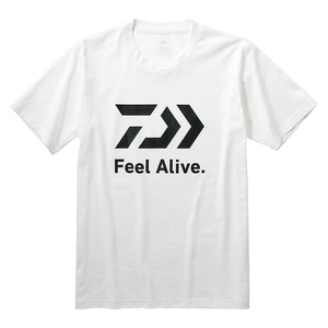ダイワ(Daiwa) DE-83009 ショートスリーブ FEEL Alive Tシャツ 08331173