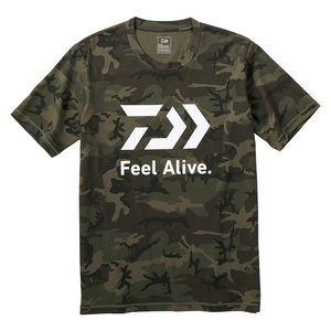 ダイワ(Daiwa) DE-83009 ショートスリーブ FEEL Alive Tシャツ 08331185
