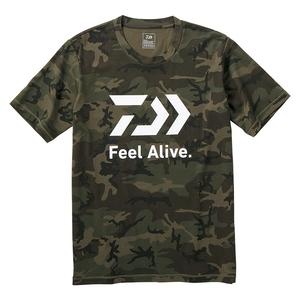 ダイワ(Daiwa) DE-83009 ショートスリーブ FEEL Alive Tシャツ 08331186
