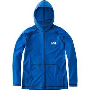 HELLY HANSEN(ヘリーハンセン) HE81602 L/S Full-zip Hoodie Rashguard Women's HE81602 レディース&キッズラッシュガード