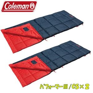 Coleman(コールマン) パフォーマーIII/C5×2【お得な2点セット】 2000034774 スリーシーズン用