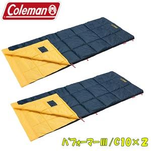 Coleman(コールマン) パフォーマーIII/C10×2【お得な2点セット】 2000034775