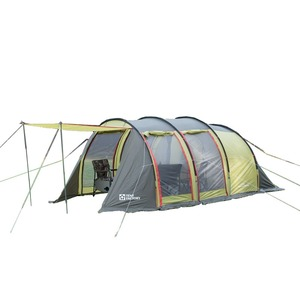 TENT FACTORY(テントファクトリー) フォーシーズン トンネル2ルームテントL(アルミポール) TF-4STU2A-NL