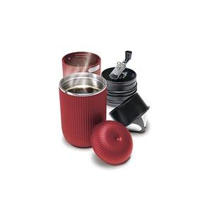 アウトドアマン(OUTDOOR MAN) ポータブルコーヒーメーカー KK-00417RD