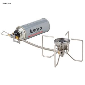 SOTO レギュレーターストーブ FUSION(フュージョン) ST-330 ガス式