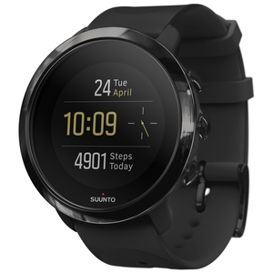 SUUNTO(スント) SUUNTO 3 FITNESS ALL BLACK SS050020000