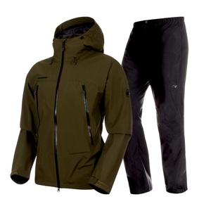MAMMUT(マムート) CLIMATE Rain Suit AF Men's 1010-26551