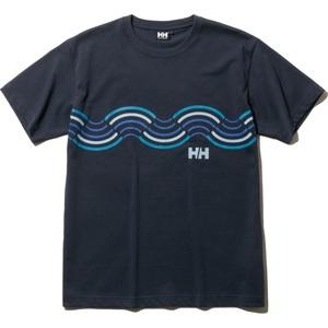 HELLY HANSEN(ヘリーハンセン) HE61908 S/Sウェーブティー Men's HE61908