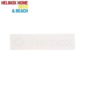 Helinox(ヘリノックス) Helinox ロゴステッカー L リフレクティブ 19759015039007