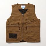 Columbia(コロンビア) Men's Vidora II Vest(ヴィドラ II ベスト)メンズ PM3439 メッシュベスト