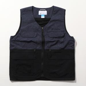 Columbia(コロンビア) Men's Vidora II Vest(ヴィドラ II ベスト)メンズ PM3439
