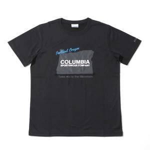 Columbia(コロンビア) BUCK LAKE SHORT SLEEVE TE(バックレイクショートスリーブ) PM5646 メンズ半袖Tシャツ
