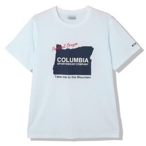 Columbia(コロンビア) BUCK LAKE SHORT SLEEVE TEE(バック レイク ショート スリーブ Tシャツ) PM5646 メンズ半袖Tシャツ