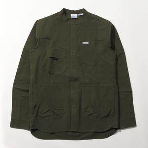Columbia(コロンビア) Hewson Park L/S Shirt(ヒューソン パーク ロング スリーブ) Unisex PM6521