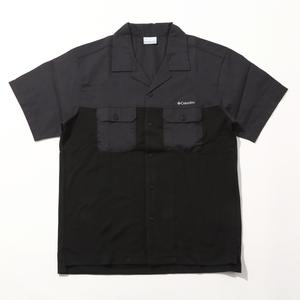 Columbia(コロンビア) BIG BLACK CONE SHORT SLEEVES(ビッグ ブラック コーンショートスリーブ) PM6492 メンズ半袖シャツ
