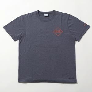 Columbia(コロンビア) BIG YELLOW MEADOW SHORT S(ビッグイエローメドーショートスリーブ Tシャツ) PM1507 メンズ半袖Tシャツ
