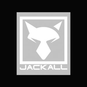 ジャッカル(JACKALL) JKカッティングステッカー スクエア
