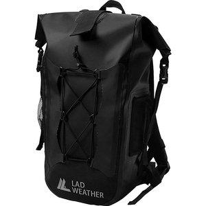 LAD WEATHER(ラドウェザー) 防水リュックサック 40L ladbag003bkgy