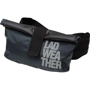 LAD WEATHER(ラドウェザー) 防水ウエストポーチ ladbag005bkgy