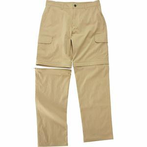 LAD WEATHER(ラドウェザー) ライトトレッキングパンツ コンバーチブル Men's ladpants007be-m
