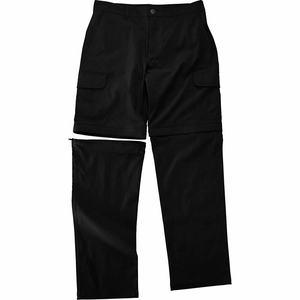 LAD WEATHER(ラドウェザー) ライトトレッキングパンツ コンバーチブル Men's ladpants007bk-m