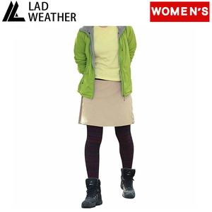 LAD WEATHER(ラドウェザー) ライトトレッキングスカート Women's ladpants010be-l