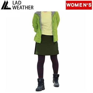 LAD WEATHER(ラドウェザー) ライトトレッキングスカート Women's ladpants010kh-xs