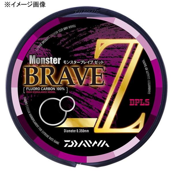 ダイワ(Daiwa) モンスター ブレイブ Z 400m 07303261 ブラックバス用フロロライン