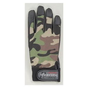 おたふく手袋(OTAFUKU) PU-WAVE LL 迷彩 K-18