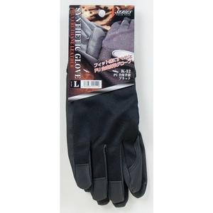 おたふく手袋(OTAFUKU) PU合成皮革手袋 K-12