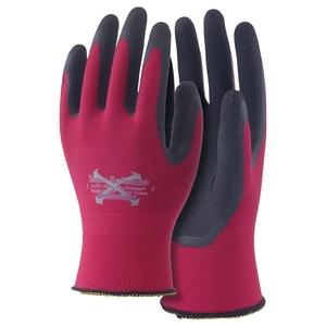 おたふく手袋(OTAFUKU) ソフキャッチEXフィット 天然ゴムクレーターパーム A-397