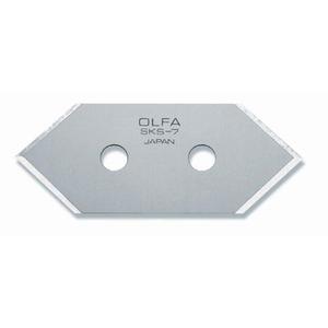 オルファ(OLFA) マットカッター45度替刃 5枚入 49mm XB45
