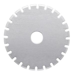 オルファ(OLFA) ミシン目ロータリー28(ミシン目カッター28)替刃 2枚入 直径28mm XB194