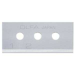 オルファ(OLFA) セーフティ ラップカッター替刃 10枚入 40mm XB210
