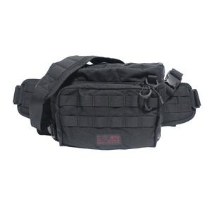 LINHA(リーニア) 2WAY WAIST BAG 「GROUPER」 TYPE4 MSB-03N2 ウエストバッグ型
