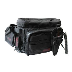 LINHA(リーニア) 2WAY WAIST BAG 「GROUPER」 TYPE4 セット MSB-03N2 SET ウエストバッグ型
