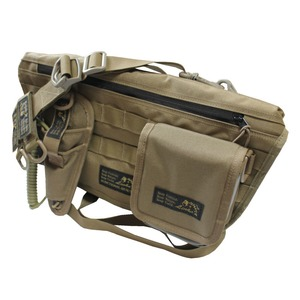 LINHA(リーニア) MINI MESSENGER 「STINGRAY」 TYPE4 セット MSB-12N SET