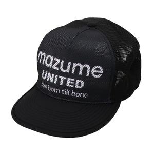 MAZUME(マズメ) mazume 畳めるメッシュキャップ MZCP--410-01