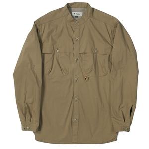 Foxfire(フォックスファイヤー) ストリームフィッシャースタンドカラーシャツ Men's 621290901003