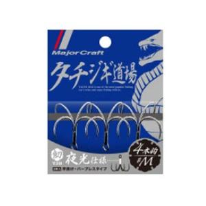 メジャークラフト タチジギ道場 4本針 TJD-4X/M