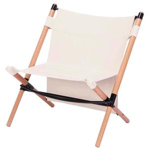 ハングアウト(Hang Out) Pole Low Chair POL-C56(WH)