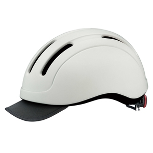OGK(オージーケー) ヘルメット CS-1 M/L マットオフホワイト 20601250