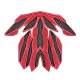 OGK(オージーケー) A.Iネット STEAIR-X専用 レッド 20654893 ヘルメット